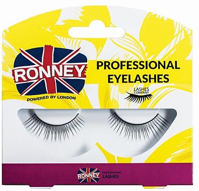 Künstliche Wimpern - Ronney Professional Eyelashes RL00020 — Bild N1
