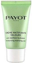 Düfte, Parfümerie und Kosmetik Mattierende Gesichtscreme für fettige Haut - Payot Pate Grise Mousturising Matyfing Care