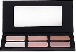 Düfte, Parfümerie und Kosmetik Highlighter-Palette für das Gesicht - Moira Strobe & Allure Highlighting Palette