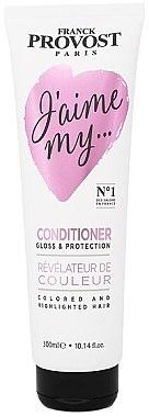 Haarspülung für gefärbtes Haar - Franck Provost Paris Jaime My Hair Conditioner — Bild N1