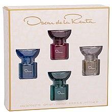 Düfte, Parfümerie und Kosmetik Oscar De La Renta La Collection - Duftset (Eau de Toilette 4x7.5ml)