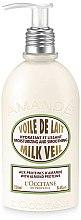 Düfte, Parfümerie und Kosmetik Schützende und feuchtigkeitsspendende Körperlotion - L'Occitane Almond Milk Veil