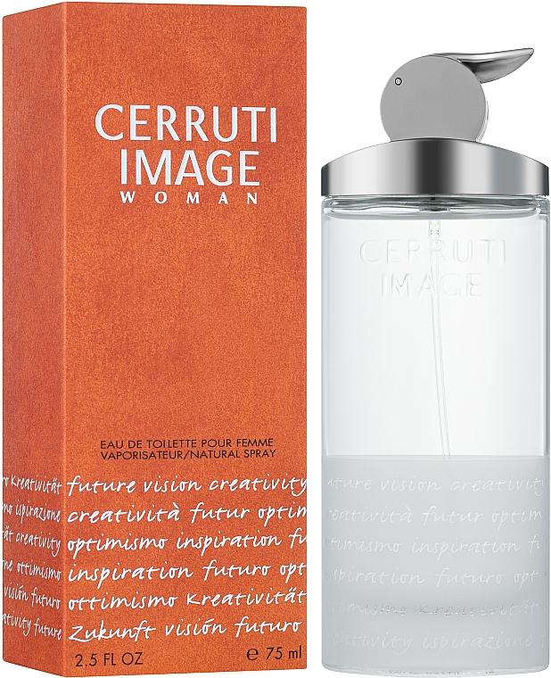 Cerruti Image Pour Femme - Eau de Toilette — Bild N2