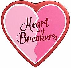 Düfte, Parfümerie und Kosmetik Schimmerndes Rouge-Duo - I Heart Revolution Heartbreakers Shimmer Blush
