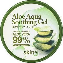 Düfte, Parfümerie und Kosmetik Multifunktionales Körpergel mit Aloe Vera für trockene Haut - Skin79 Aloe Aqua Soothing Gel
