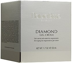 Düfte, Parfümerie und Kosmetik Anti-Aging bio-regenerative Gelcreme - Natura Bisse Diamond Gel-Cream