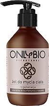 Düfte, Parfümerie und Kosmetik Regenerierendes Körperreinigungsgel - Only Bio Fitosterol Regeneration Wash Gel