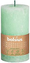 Düfte, Parfümerie und Kosmetik Dekorative Kerze in Zylinderform Rustic Pastel Water 130/68 mm - Bolsius Candle