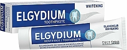 Düfte, Parfümerie und Kosmetik Aufhellende Zahnpasta mit Minzgeschmack - Elgydium Whitening Toothpaste
