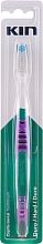 Düfte, Parfümerie und Kosmetik Zahnbürste hart violett - Kin Hard Toothbrush