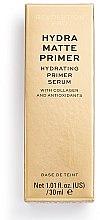 Düfte, Parfümerie und Kosmetik Gesichtsprimer - Revolution Pro Hydra Matte Primer