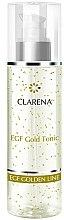 Düfte, Parfümerie und Kosmetik Gel-Tonikum für Gesicht mit kolloidalem Gold - Clarena EGF Gold Tonic