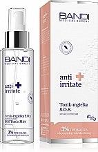 Düfte, Parfümerie und Kosmetik Beruhigendes Gesichtstonikum mit Mikrobiomkomplex und Phytoceramiden für irritierte Haut - Bandi Medical Expert Anti Irritate SOS Microbiome Spray Tonic