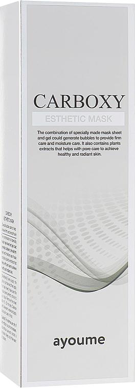 Gesichtspflegeset für Carboxytherapie - Ayoume Carboxy Esthetic Mask