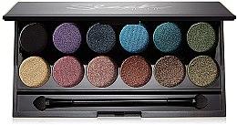 Düfte, Parfümerie und Kosmetik Lidschattenpalette - Sleek MakeUP i-Divine Mineral Based Eyeshadow Palette Original