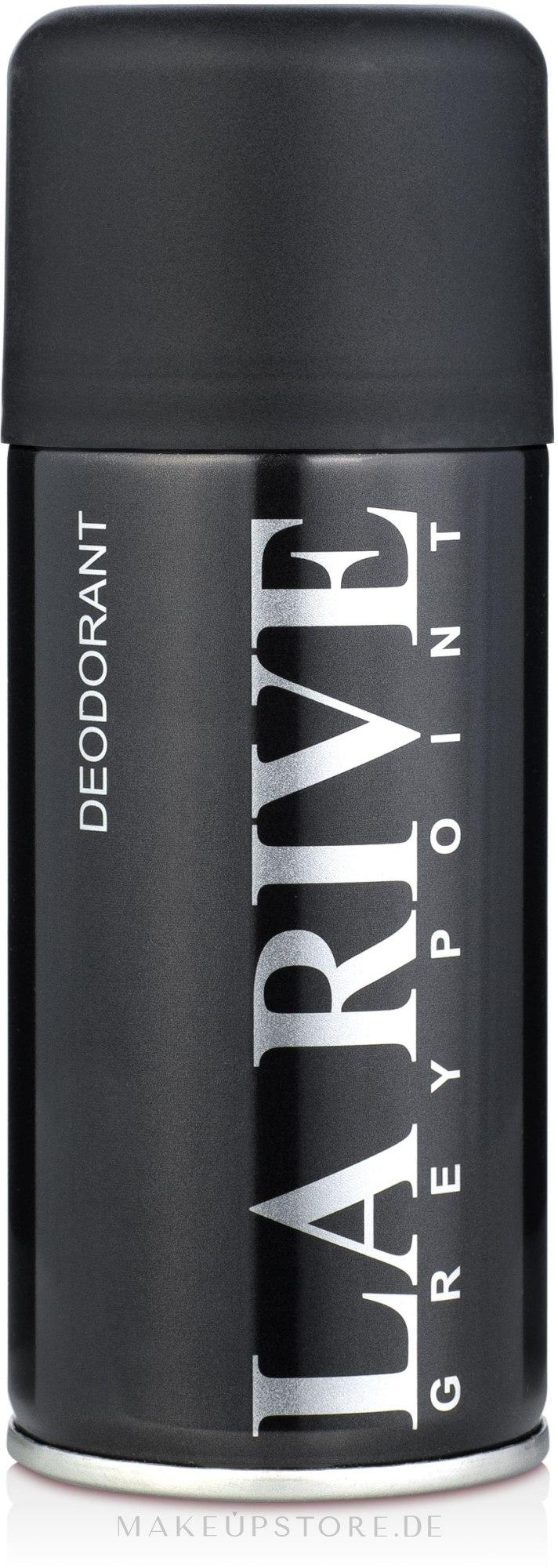 La Rive Grey Point - Deospray — Bild 150 ml