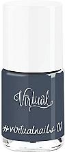 Düfte, Parfümerie und Kosmetik Nagellack - Virtual #virtualnails