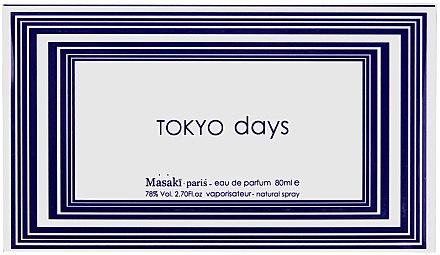 Masaki Matsushima Tokyo Days - Eau de Parfum — Bild N2