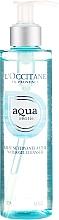 Düfte, Parfümerie und Kosmetik Gesichtsreinigungsgel - L'Occitane Aqua Reotier Water Gel Cleanser