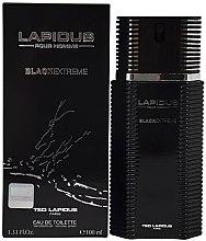 Düfte, Parfümerie und Kosmetik Ted Lapidus Pour Homme Black Extreme - Eau de Toilette