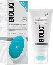 Düfte, Parfümerie und Kosmetik Feuchtigkeitsspendendes Gesichtsreinigungsgel mit Silikonbürste - Bioliq Clean Cleansing Gel