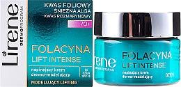 Düfte, Parfümerie und Kosmetik Tagescreme gegen Falten - Lirene Folacyna Lift Intense Cream 70+