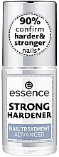 Düfte, Parfümerie und Kosmetik Nagelhärter - Essence Strong Hardener Nail Treatment Advaced