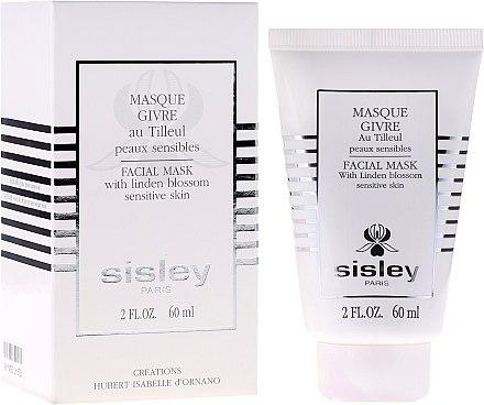 Gesichtsreinigungsmaske mit Lindenextrakt - Sisley Botanical Facial Mask With Linden Blossom — Bild N2