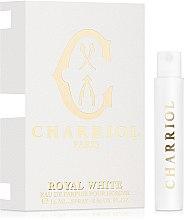 Düfte, Parfümerie und Kosmetik Charriol Royal White - Eau de Parfum (Probe)