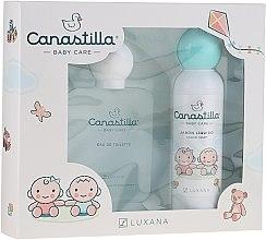 Düfte, Parfümerie und Kosmetik Luxana Canastilla - Duftset (Eau de Toilette 100ml + Flussigseife 150ml)
