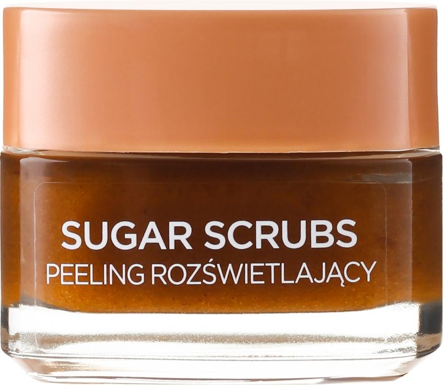 Zucker- Gesichtspeeling - L'Oreal Paris Sugar Scrubs — Bild N2
