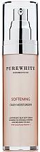 Düfte, Parfümerie und Kosmetik Erweichende Creme mit CoQ10 und Vitamin E - Pure White Cosmetics Softening Daily Moisturizer