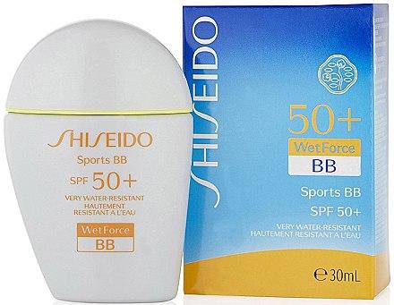 BB-Creme mit Sonnenschutz SPF 50+ - Shiseido Sun Care Sports BB Broad Spectrum SPF 50+ — Bild N1