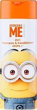 Düfte, Parfümerie und Kosmetik 2in1 Shampoo und Haarspülung für Kinder Minions - Corsair Despicable Me Minions 2in1 Shampoo&Conditioner