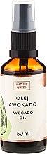 "Düfte, Parfümerie und Kosmetik Kosmetiköl ""Avocado"" - Nature Queen Avocado Oil"