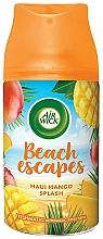 Düfte, Parfümerie und Kosmetik Raumerfrischer Mango - Air Wick Freshmatic Automatic Maui Mango Splash Freshener Refill