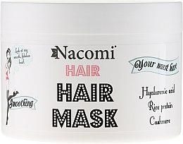 Düfte, Parfümerie und Kosmetik Haarmaske - Nacomi Smoothing Hair Mask