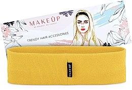Düfte, Parfümerie und Kosmetik Haarband Be Beauty gelb - MakeUp