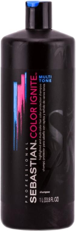 Farbschützendes Shampoo für coloriertes Haar - Sebastian Professional Found Color Ignite Multi Shampoo — Bild N3