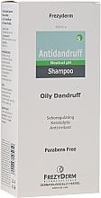 Düfte, Parfümerie und Kosmetik Anti-Schuppen Shampoo für fettiges Haar - Frezyderm Antidandruff Shampoo