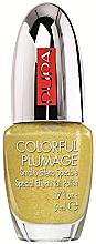 Düfte, Parfümerie und Kosmetik Nagellack - Pupa Colorful Plumage