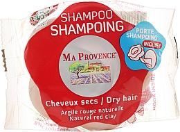 Düfte, Parfümerie und Kosmetik Bio Shampoo für trockenes Haar mit roter Tonerde - Ma Provence Shampoo