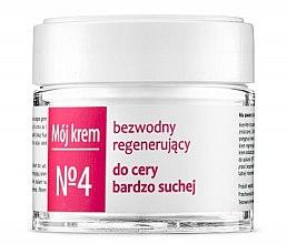 Düfte, Parfümerie und Kosmetik Regenerierende Gesichtscreme für sehr trockene Haut - Fitomed Regeneration Cream Nr4