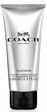 Coach Platinum - Beruhigender After Shave Balsam — Bild N1