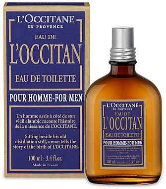 L'Occitane Eau de L'Occitan - Eau de Toilette — Bild N1