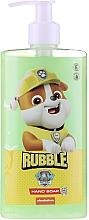 Flüssige Handseife für Kinder - Nickelodeon Paw Patrol Rubble Hand Soap — Bild N1