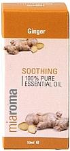 Düfte, Parfümerie und Kosmetik 100% Reines ätherisches Ingweröl - Holland & Barrett Miaroma Ginger Pure Essential Oil