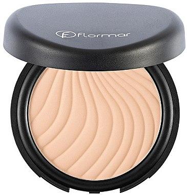Kompaktpuder für Gesicht - Flormar Wet & Dry Compact Powder — Bild N1