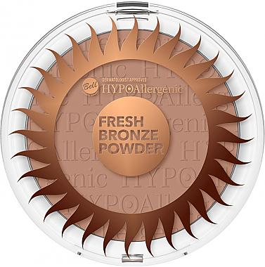 Hypoallergener Bräunungspuder - Bell Fresh Bronze Powder HypoAllergenic — Bild N1