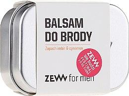 Düfte, Parfümerie und Kosmetik Bartbalsam mit Ingwer & Zimt - Zew For Men Beard Balm